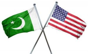 56716705 - pakistan flag combined with american flag